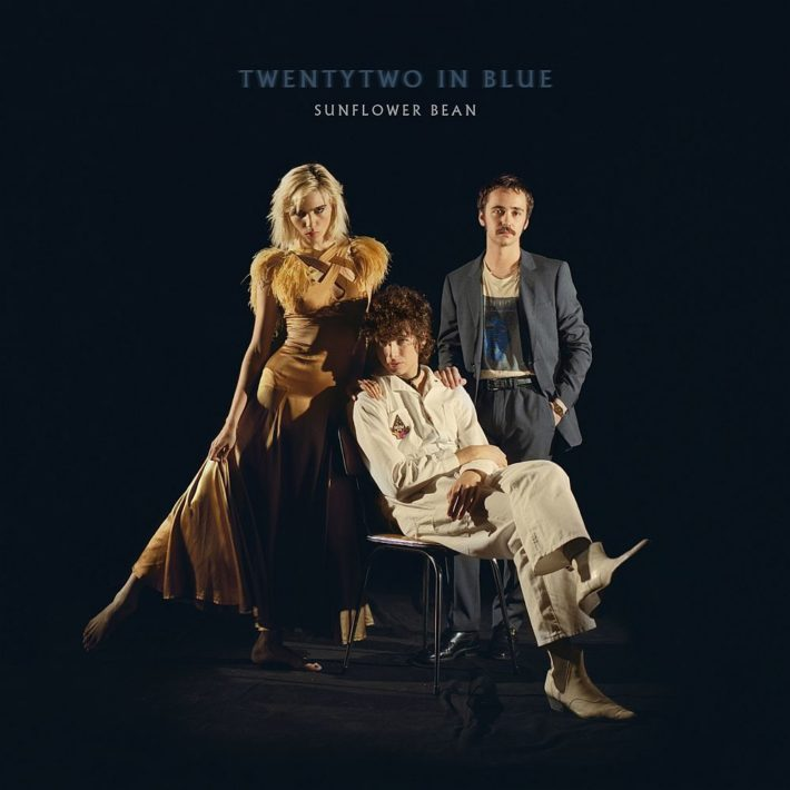 SUNFLOWER BEAN TWENTYTWO IN BLUE WEB
