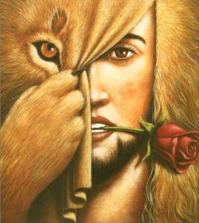 De belhamel en het beest (Wat wil de vrouw?)