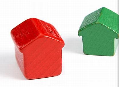 Huis te koop (Wachten op een welkome ramp)