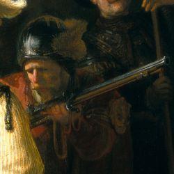 De Nachtwacht: een moordschilderij