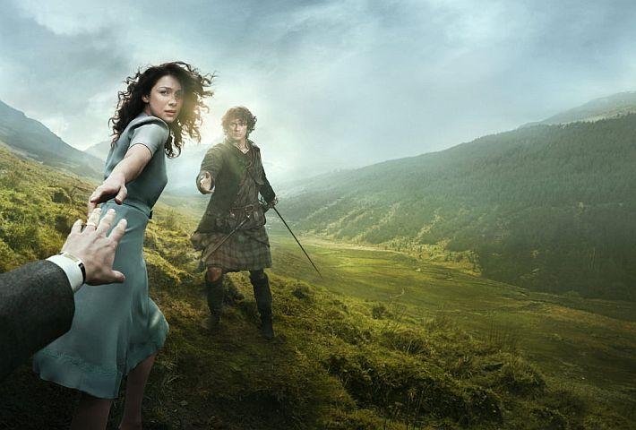 Outlander: Hoge bergen, diepe dalen (Uren met Netflix – 3)