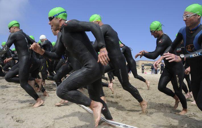 triathlon race 805386